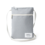 Bubilian Mpmp Korean Basic Unisex Travel Pouch Gray Cheap