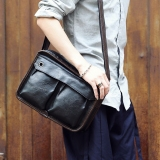 Business Casual Man Bag Tide Bag Men Shoulder Bag Messenger Bag Korean Style Fashion New Style Stylish Men S Bag Ipad Bag Promo Code