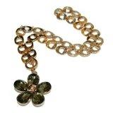 Review Callista Five Petals Flower Necklace On Singapore