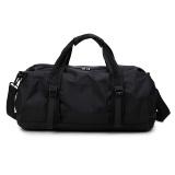 Qingqizhe Men S Foldable Black Hand Held Travel Bag Best Price
