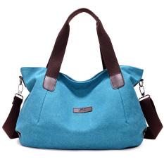 Can Burley Women's Canvas Handbag Shoulder Bag Female Korean Style Fashion Hand Shoulder Bag Fashion Leisure Crossbody/shoulder Bag Large Cloth Bag