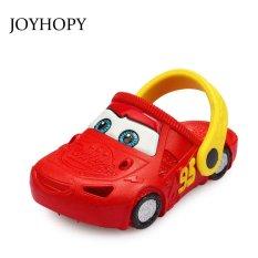 Price Car Cartoon Children Summe Boys Sandals Cut Out Non Slip Boys Beach Shoes For Kids Boy Intl China