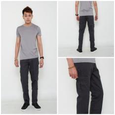 How Do I Get Cargo Long Pants Grey
