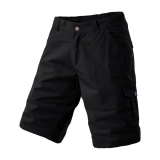 Cargo Spring And Summer Men S Plus Sized Casual Pants Black Online