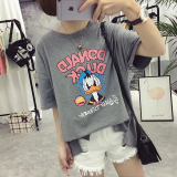 Cartoon New Style Short Sleeved Out Clothes Nursing Clothes In Stock