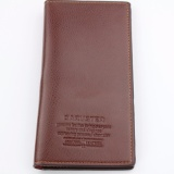 Price Comparisons Of Caruster Mens Long Wallet High Quality Men S Soft Leather Bifold Wallet(Brown) Intl