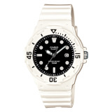 Price Comparisons For Casio Women S Diver Style White Resin Band Watch Lrw200H 1E Lrw 200H 1E