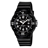 Buy Casio Analog Women S Black Resin Strap Watch Lrw200H 1B