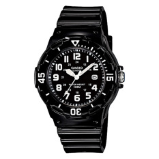Shop For Casio Analog Women S Black Resin Strap Watch Lrw200H 1B