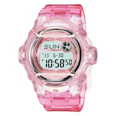 Where To Shop For Casio Baby G 200 Meter Water Resistant Pink Resin Strap Watch Bg169R 4D Bg 169R 4D