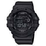 Brand New Casio Baby G Bgd 140 1A Black