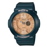 Compare Casio Baby G Black Pvc Band Watch Bga 161 3B Prices
