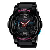 Casio Baby G G Lide Series Ladies Black Resin Band Watch Bga180 1B Bga 180 1B Lower Price