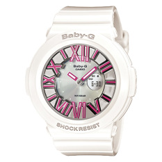 Price Casio Baby G Neon Illumination Dial Red Resin Band Watch Bga160 7B2 Bga 160 7B2 Online Singapore