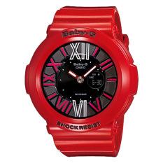Where Can I Buy Casio Baby G Neon Illumination Dial Red Resin Band Watch Bga160 4B Bga 160 4B