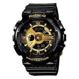 Who Sells Casio Baby G Layered 3D Metallic Face Women S Black Resin Strap Watch Ba110 1A Cheap