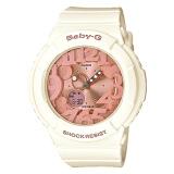 Sale Casio Baby G Neon Illumination Dial White Resin Band Watch Bga131 7B2 Bga 131 7B2 Casio Baby G Branded