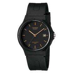 Price Casio Classic Analog Women S Black Rubber Strap Watch Mw59 1E Singapore