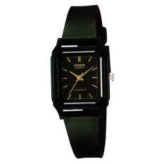 Recent Casio Classic Ladies Black Resin Strap Watch Lq142 1E