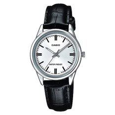 Get Cheap Casio Classic Series Ladies Analog Leather Strap Watch Ltpv005L 7A