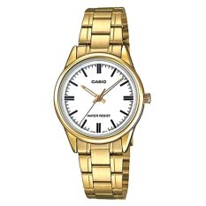 Casio Classic Series Ladies Stainless Steel Strap Analog Watch Ltpv005G 7A Promo Code