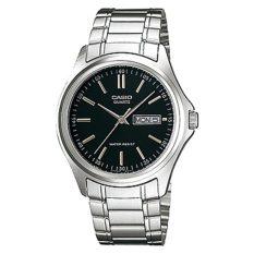 Cheap Casio Men S Standard Analog Silver Stainless Steel Band Watch Mtp1239D 1A Mtp 1239D 1A Online