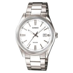 Casio Men S Standard Analog Silver Stainless Steel Band Watch Mtp1302D 7A1 Mtp 1302D 7A1 Singapore