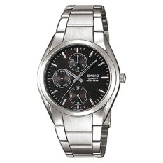 How To Get Casio Men S Standard Analog Silver Stainless Steel Band Watch Mtp1191A 1A Mtp 1191A 1A