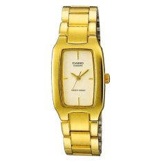 Casio Classic Series Women S Gold Stainless Steel Strap Watch Ltp1165N 9C Promo Code