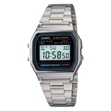 For Sale Casio Standard Digital Silver Stainless Steel Band Watch A158Wa 1D