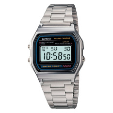 Cheapest Casio Standard Digital Silver Stainless Steel Band Watch A158Wa 1D