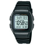 Buy Casio Digital Watch W96H 1B Cheap On Singapore