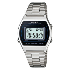 Casio Ladies Standard Digital Silver Stainless Steel Band Watch B640Wd 1A B 640Wd 1A Lower Price