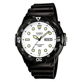 Review Casio Diver Look Analog Watch Mrw200H 7E Casio On Singapore