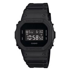 [100% Original G SHOCK]Casio G-Shock DW-5600 Lineup Special Color Model Matte Black Resin Band Watch DW5600BB-1D DW-5600BB-1D DW-5600BB-1 (watch for man / jam tangan lelaki / casio watch for men / casio watch / men watch / watch for men) Malaysia