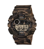 Top 10 Casio G Shock Special Color Series Camouflage Series Brown Resin Watch Gd120Cm 5D Gd 120Cm 5D