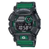 Price Comparisons For Casio G Shock Standard Digital Green Resin Watch Gd400 3D Gd 400 3D