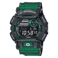 Casio G Shock Standard Digital Green Resin Watch Gd400 3D Gd 400 3D Best Price