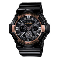 Where To Buy Casio G Shock Special Color Models Series Black Resin Strap Watch Ga200Rg 1A Ga 200Rg 1A