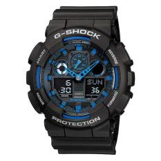 Casio G Shock Extra Large Series Ga100 1A2 Ga 100 1A2 Watch Deal