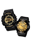 Sale Casio G Shock Ga 110Gb 1A And Baby G Couple Bga 160 1B Resin Strap Watch Black Export