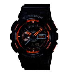Buy Casio G Shock Ga 110Ts 1A4 Black Online Hong Kong Sar China