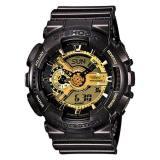 Shop For Casio G Shock Standard Analog Digital Dark Brown Resin Watch Ga110Br 5A Ga 110Br 5A