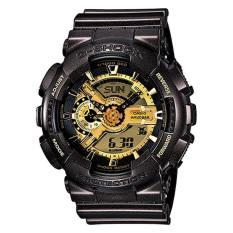 Brand New Casio G Shock Standard Analog Digital Dark Brown Resin Watch Ga110Br 5A Ga 110Br 5A