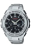Price Comparisons Casio G Shock Gst S110D 1A Silver