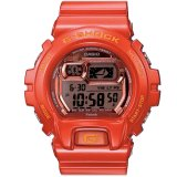 Deals For Casio G Shock Men S Red Resin Strap Watch Gb X6900B 4 Export