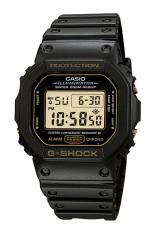 Cheap Casio G Shock Men S Black Resin Strap Watch Dw 5600Eg 9