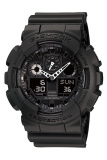 Price Compare Casio G Shock Men S Black Resin Strap Watch Ga 100 1A1