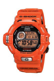 Casio G Shock Men S Orange Resin Strap Watch G 9200R 4 Free Shipping