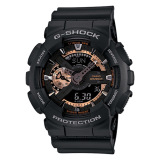 Where Can I Buy Casio G Shock Rose Gold Color Accented Model Series Watch Ga110Rg 1A